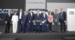 FUSO eCanter, camionul ușor electric de la Daimler, a intrat în producție
