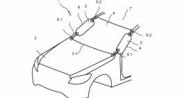 Mercedes-Benz patentează airbag-urile pentru pietoni