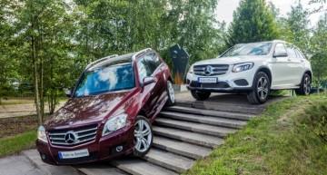 Mercedes-Benz GLC a trecut de un milion de vehicule vândute