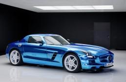 Mercedes-AMG va paria pe mașinile electrice ultra-performante
