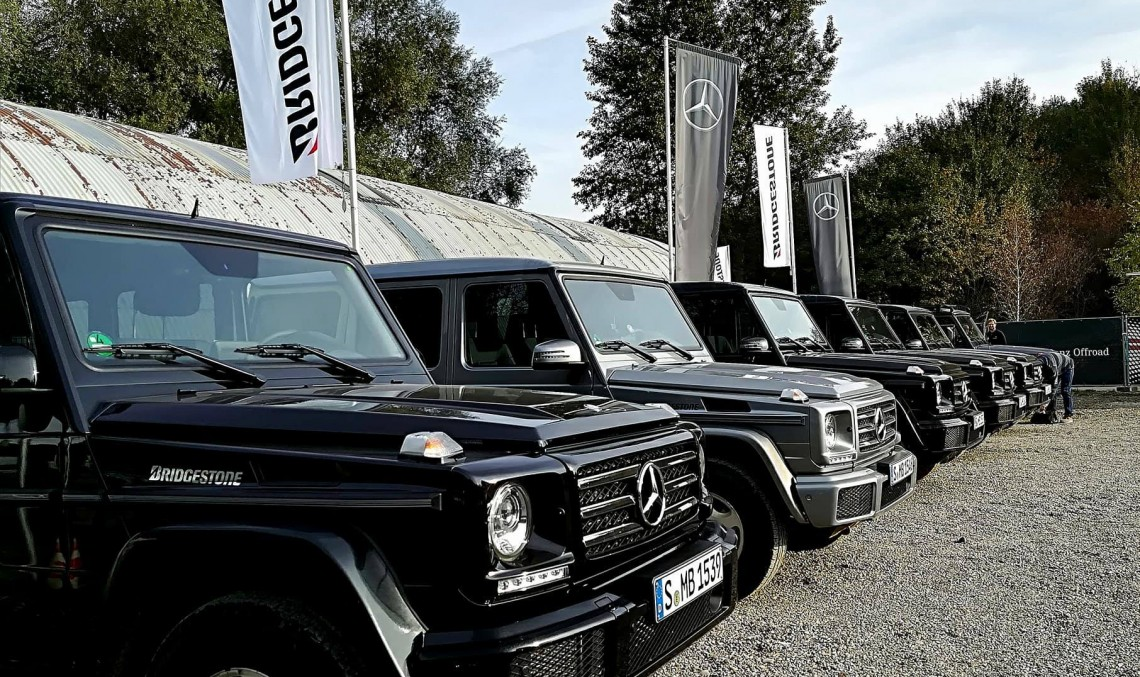 Mercedes-Benz + Bridgestone = aventură. Joaca s-a terminat!