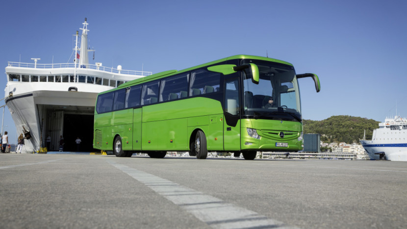Daimler Buses premiat la Bus World