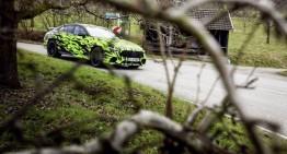 Mercedes-AMG GT Coupe – spionat oficial. Arată ca în jocurile video cu mașini!