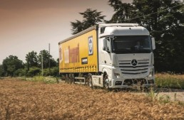 Test Mercedes-Benz Actros 1846