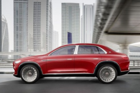 Mercedes-Maybach Vision Ultimate Luxury 10