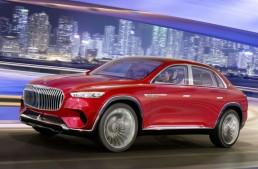 Lux redefinit – Așa arată conceptul Mercedes-Maybach Vision Ultimate Luxury