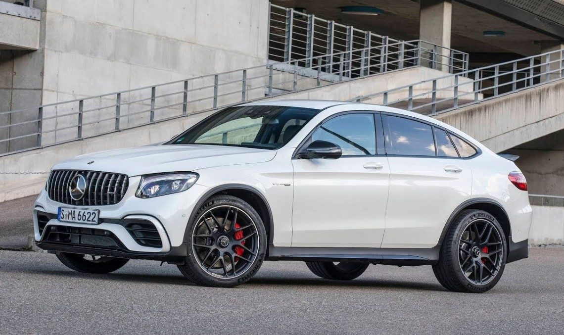 Mercedes-AMG GLC63 S 4MATIC+ Coupe este cel mai rapid SUV