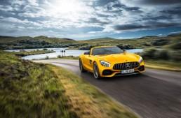 Noul Mercedes-AMG GT S Roadster – Distracție în aer liber