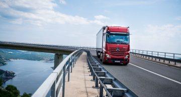 Noul Mercedes-Benz Actros a fost prezentat oficial