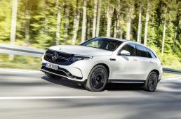 Noul Mercedes-Benz EQC – Primele informații oficiale
