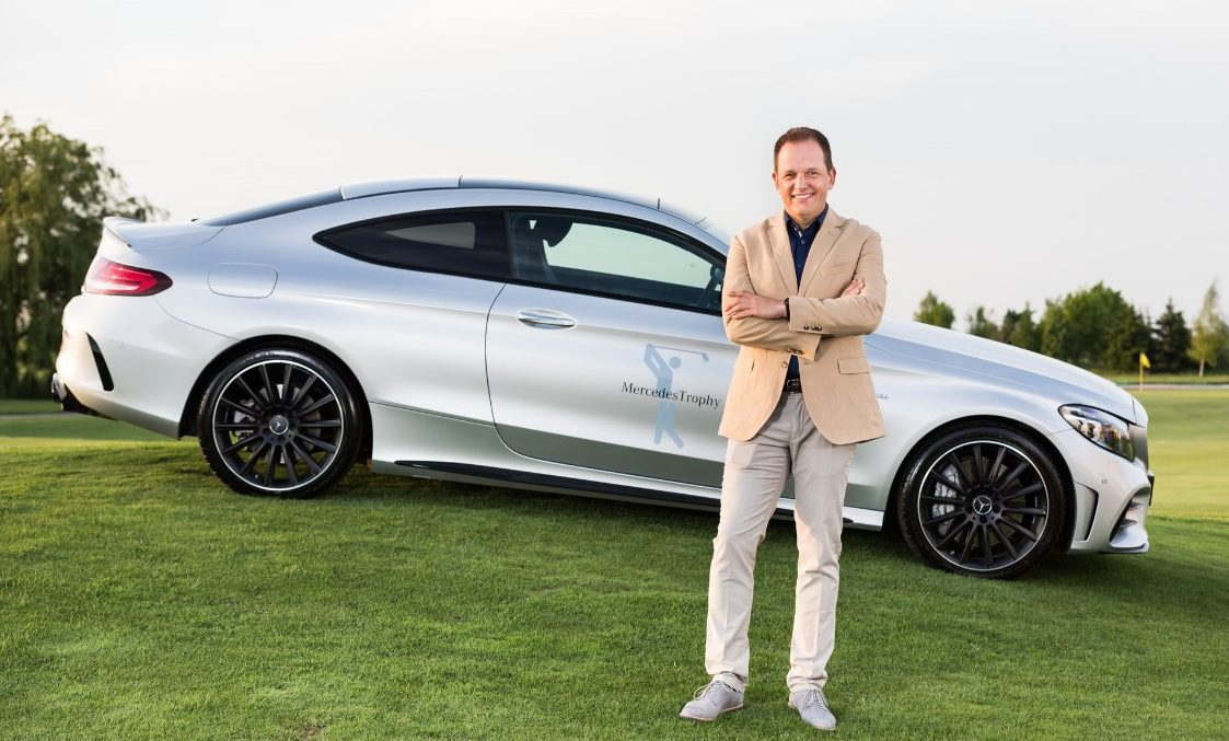 Cine este noul CEO Mercedes-Benz România?