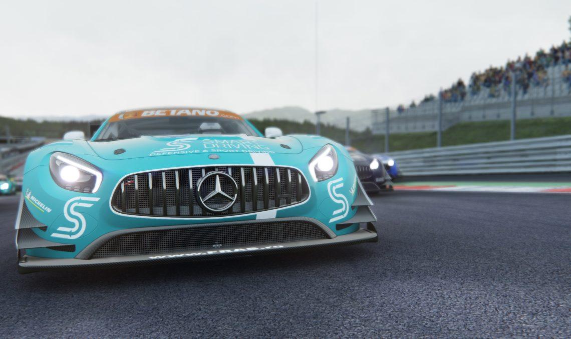 CNDC Red Bull Ring: Rundă complicată pentru Virtual Racing Romania