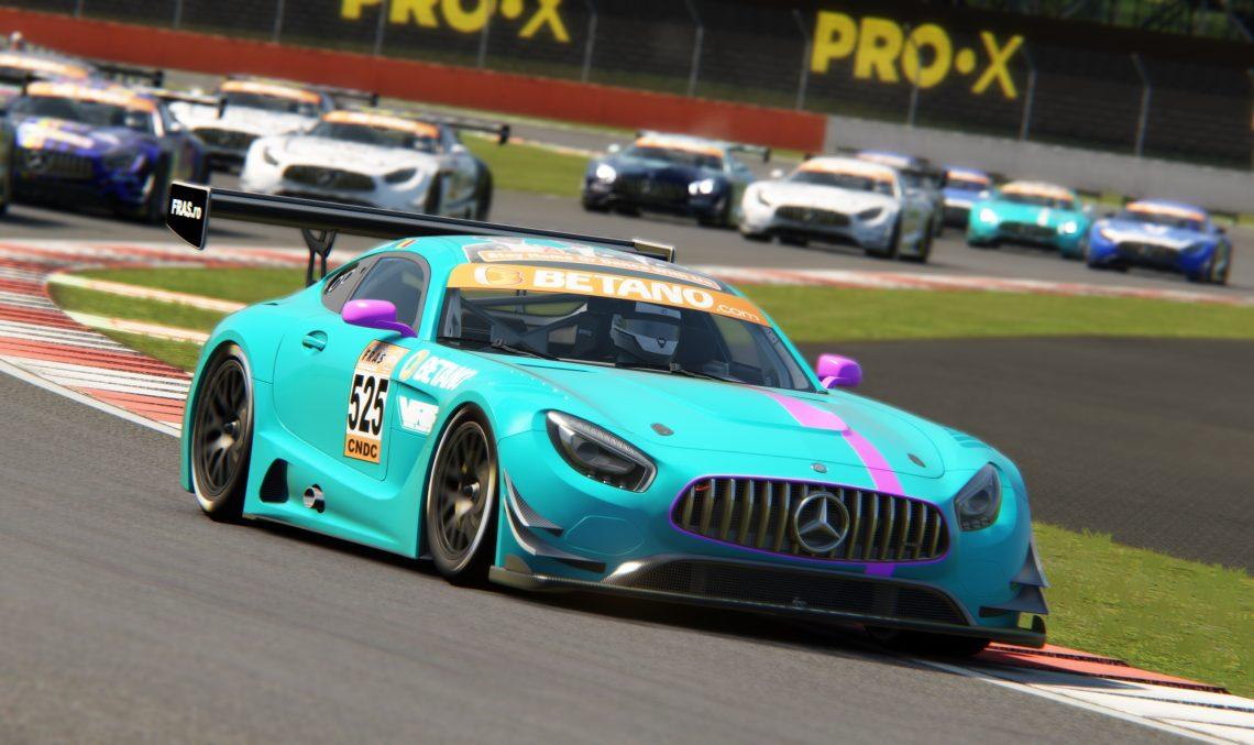 CNDC Silverstone: Virtual Racing Romania dă tonul în noul campionat